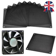 10PCS 120mm Computer PC Dustproof Cooler Fan Case Cover Dust Filter Mesh*