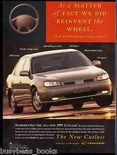 1997 OLDSMOBILE CUTLASS advertisement, Olds Cutlass sedan