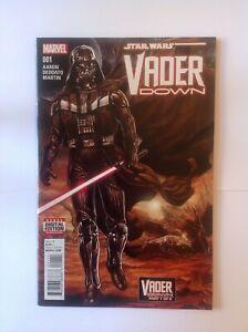 STAR WARS: VADER DOWN # 1. Marvel Comics (2016).