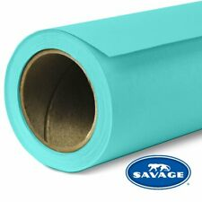 Savage Seamless Background Paper - #47 Baby Blue (53 in x 18 ft)