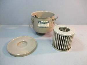 Solberg Compact Vacuum Filter CSL-849-150HC 1 1/2in NEW