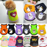 Mesh Pet Clothes Small Cat Dog Vest Puppy Apparel Clothing T Shirt Pet Costume