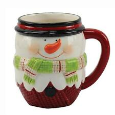 The Leonardo Collection Christmas Novelty Mug - Snowman