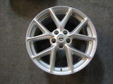 "1 Nissan Maxima 2009 2010 2011 OEM 19"" Factory Wheel Rim Silver 62512"