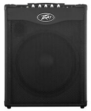 "Peavey Max 115 300w Ported Bass Guitar Amplifier Combo Amp w/15"" Speaker+Tweeter"