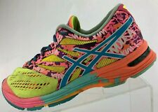 Asics Gel Noosa Tri 10 Running Shoes Multicolored Training Sneakers Women US 8