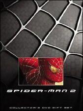 SPIDERMAN MAN 2 (COLLECTORS GIFT SET) DVD MOVIE *NEW* AUS EXPRESS