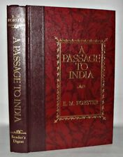 Readers Digest - A Passage to India, E. M. Forster, HB, 1998, w/Paper Insert