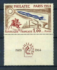 France 1964 Yv. 1422 Neuf ** 100% 1 f, timbre montre, PHILATEC