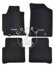Floor Mats + LOGO Fits Nissan Altima 2008 2009 2010 2011 2012 08 09 10 11 12