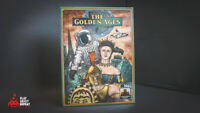 THE GOLDEN AGES STRATEGY CIVILIZATION BOARD GAME FAST AND FREE UK POSTAGE