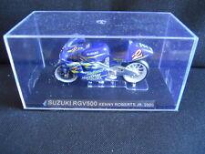 Die Cast Model Moto 1:24 SUZUKI RGV 500 Kenny Roberts Jr. 2000 [N3-54 ]