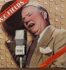 The Best of W.C. Fields 2-record set AL-34145  112516LLE #2