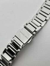 Bracelet Push Clasp Lady Watch Band Michael Kors 12Mm Stainless Steel 01102800