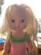 """Vintage Little Lil Miss Makeup Doll Mattel 1988 12"""""""