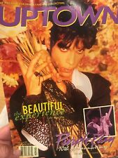 PRINCE UPTOWN ISSUE #14 - The Leading Magazine for Prince Fans and Collectors