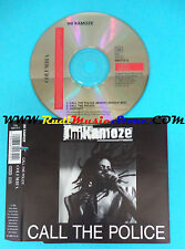 CD Singolo Ini Kamoze Call The Police  662172 2 EUROPE 1995 no mc lp vhs(S24)