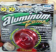 Yo-Yo - Irwin Aluminum Zombie - (Purple) - 2 String Bonus -  yoyo - New