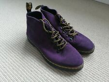 Dr Doc Martens LAHAVA Purple Suede UK 5 New