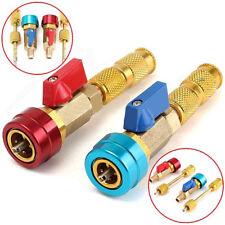 R12 R134A Shut Thread Tool Control Valve Refrigerant HVAC For A/C Charging Hoses