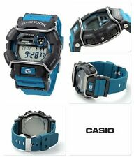 GD-400-2D Blue G-Shock Watches 200m Digital Resin Band 200m Casio Sport Men's