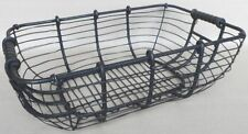 Unbranded Rectangular Rustic Decorative Baskets