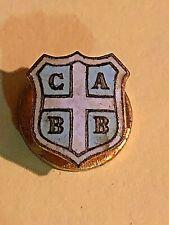 VINTAGE Argentina Basketball Federation pin badge