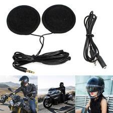 Motorcycle Helmet Speakers Earphone Headset MP3 CD Radio Speaker for Motorbike