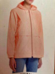Weatherproof Vintage Small, Rose, Woman's Rain Slicker Jacket