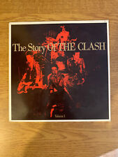 The Clash - The Story Of The Clash LP