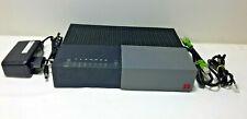 Modem Router Tim Hub Adsl 2+ Fibra alta velocità 1000 Wi-fi voip con accessori
