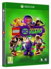 Xbox One Spiel LEGO DC Super-Villains NEUWARE