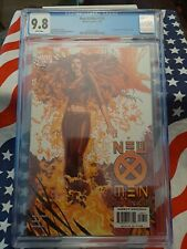New X-men #134 Cgc 9.8 Omega Key 1st appearnce Quentin Quire & Jumbo Carnation