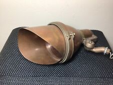 Vintage Nautical Waterproof Light Kim Mfg. Copper & Brass