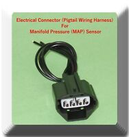 Connector of Manifold Pressure (MAP) Sensor SU2323:Ford Lincoln Mazda Mercury