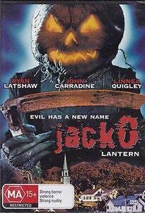 JACK O LANTERN - Linnea Quigley, Maddisen K. Krown, Gary Doles - DVD