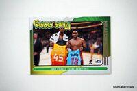 Jersey Swap Bam Adebayo / Donovan Mitchell2020-2021 NBA Hoops Panini #8 Card