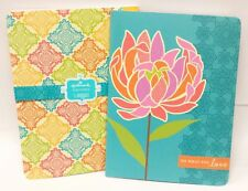 NEW Hallmark  Do What You Love Journals Diary Journal set of 2 SOJ1001