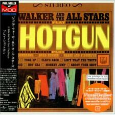 JR WALKER AND THE ALL STARS, SHOTGUN, LTD ED CD, JAPAN 2007, UICY-93345 (NEW)