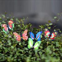 Butterfly Miniature Fairy Garden Ornament Plant Pot Dollhouse Hot Accesso Best