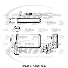 New Genuine VALEO Heater Radiator Matrix 812031 Top Quality