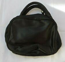 Small Black Satin Bag