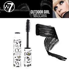 W7 Make up -Blackest Black Occhio Mascara - Outdoor Girl