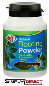 New Doff Natural Rooting Powder 75g Pack Indoor & Garden Plants