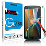 2Pcs 9H Tempered Glass Screen Protector Film For Motorola Moto G4 G5 G5S Plus