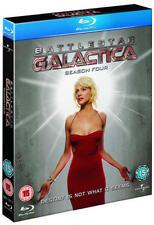 Battlestar Galactica: Season 4 (Box Set) [Blu-ray]
