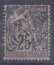 Colonies françaises  - Nouvelle Calédonie - n° 29 oblitéré