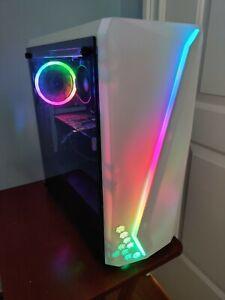 Custom Built Gaming PC Ryzen 5 2600, GTX 1060, 16GB DDR4, WiFi