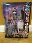 Monster High Doll Rochelle Goyle Scaris City Of Frights -New