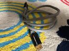 Monster Cable--Just Hook It Up--4 Ft. HDMI Cable, Gray--TESTED